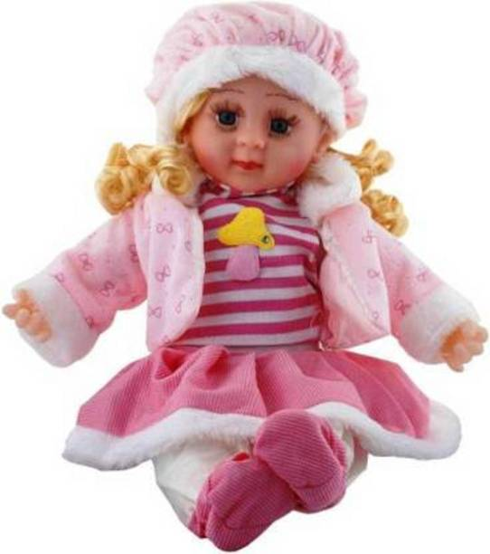 mQFIT Doll Rhymes Singing ,Touch Sensors Designing Multicolor