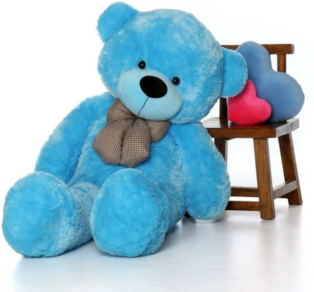 Jasper Cute Bootsy Blue 90 Cm 3 feet Huggable And Loveable For Someone Special  - 90 cm