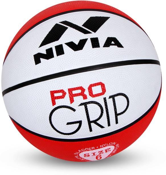NIVIA Pro Grip Basketball - Size: 6