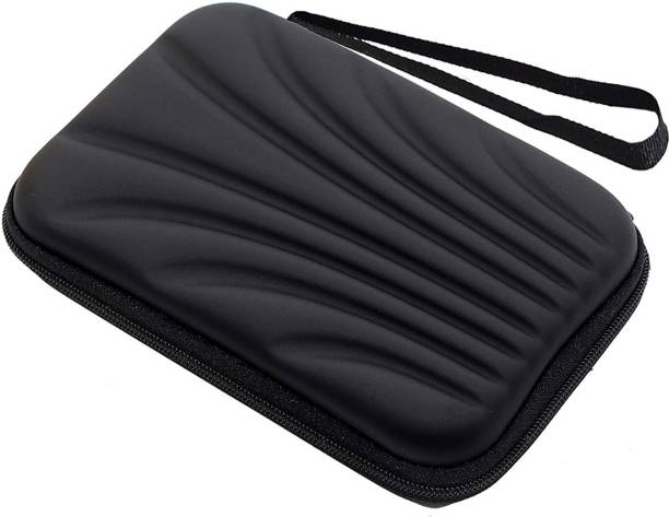Stealodeal Back Cover for for Segate,Toshiba,WD,Sony,Transcend,Lenovo,HP,Hitachi 2.5 External Hard disk Case