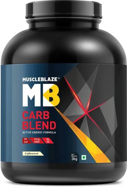 MUSCLEBLAZE Carb Blend Nutrition Drink