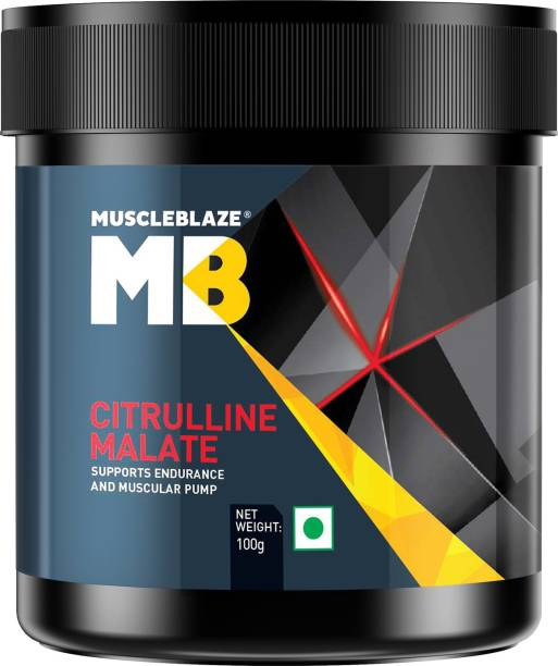 MUSCLEBLAZE Citrulline Malate Nutrition Drink