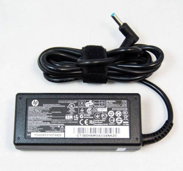 HP BLUE PIN 65W ORIGINAL ADAPTER CHARGER 19.5 V 3.33 A 65 W Adapter