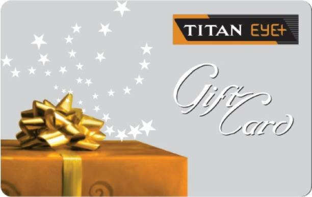 Titan Eye+ Physical Gift Card