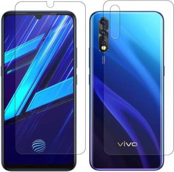 PR SMART Front and Back Tempered Glass for Vivo z1x