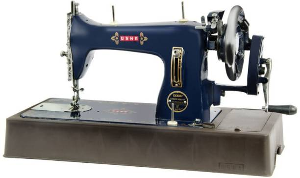 USHA Anand Dlx Without Cover Manual Sewing Machine