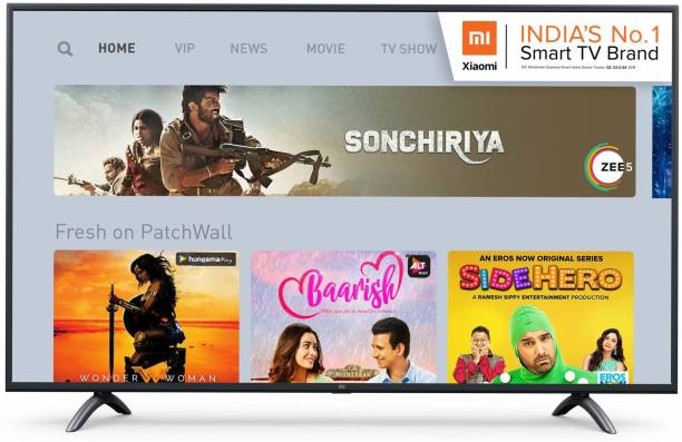 Mi 4X Pro 138.8 cm (55 inch) Ultra HD (4K) LED Smart Android TV with Android