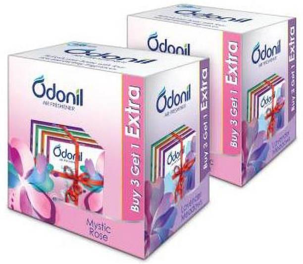 Odonil Lavender, Rose, Sandal, Jasmine Blocks