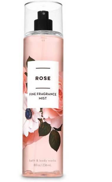 Bath and Body Works ROSE BODY MIST 236 ML Body Mist  -  For Women