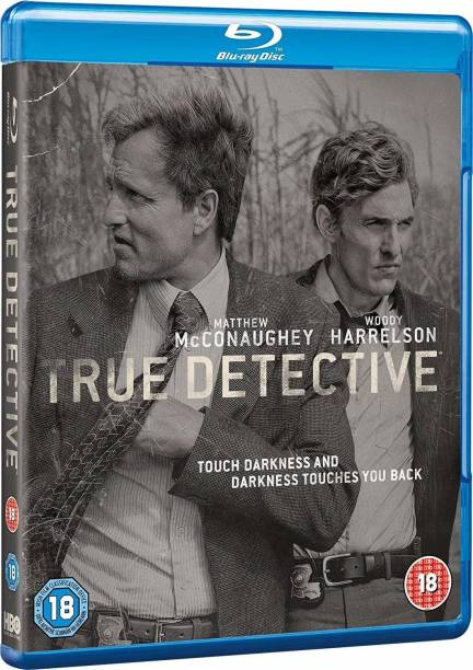 True Detective: The Complete Season 1 (3-Disc Box Set) (Region Free + Slipcover + Fully Packaged Import)