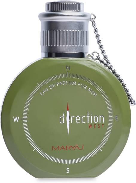 MARYAJ Direction West Eau de Parfum  -  100 ml