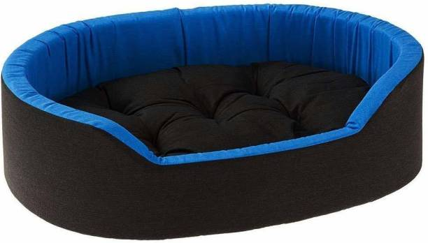 RK PRODUCTS 65 blue and black M Pet Bed