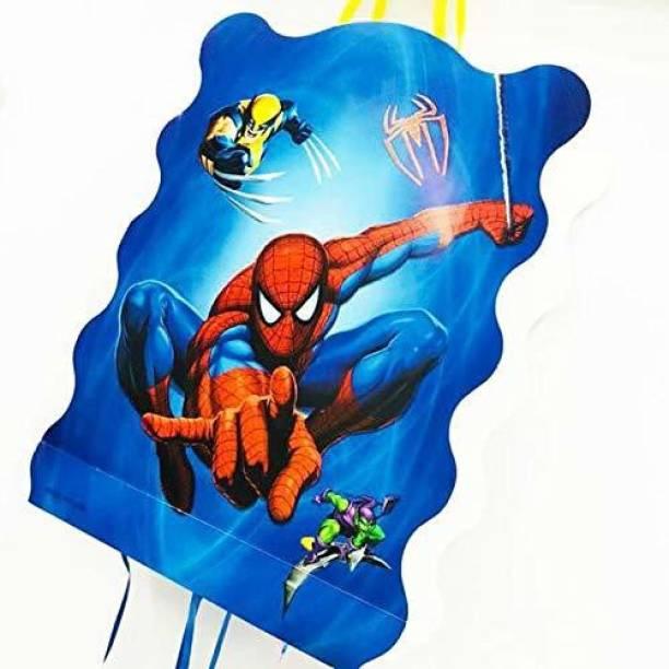 China spiderman theme pinata Pull String Pinata