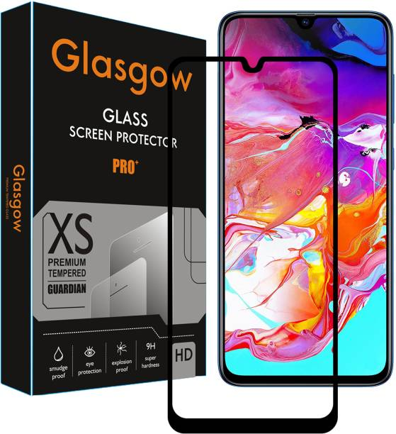 Glasgow Edge To Edge Tempered Glass for Samsung Galaxy A70s