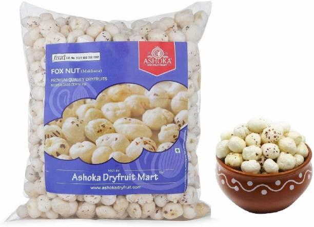 Ashoka Dry Fruits Phool Makhana, Fox Nut Organic