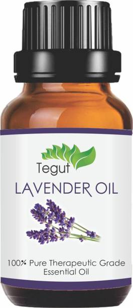 Tegut Best Lavender Essential Oil Steam Distilled Natural, Pure And Organic(10 ml) (Pack of 1)