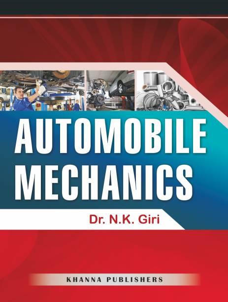 Automobile Mechanics 8th Edition