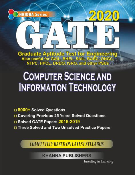 GATE-2020 (Computer Science and Information Technology)