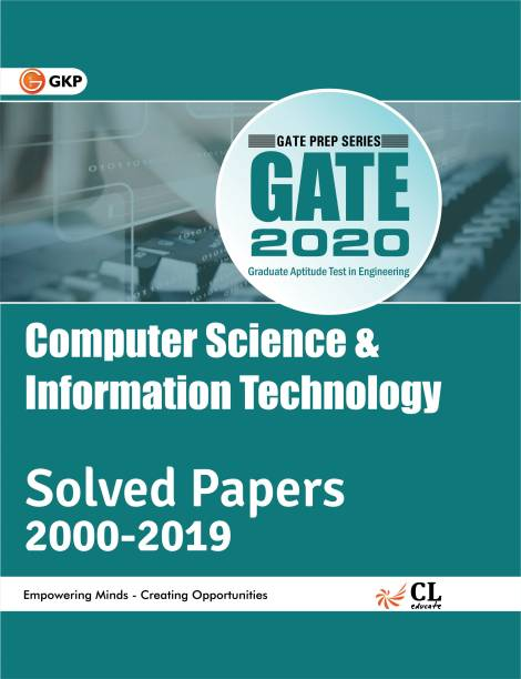 GATE 2020 : Computer Science & Information Technology - Solved Papers 2000-2019