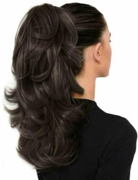 Blushia natural looks step cut clutcher Hair Extension