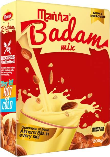 Manna Badam Mix