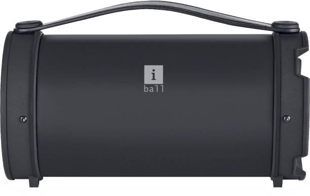 iBall Musi Barrel 12 W Bluetooth Speaker