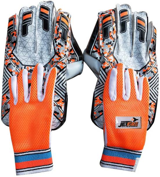 IBEX Spider Wicket Keeping Gloves Combo With Inner Gloves Wicket Keeping Gloves