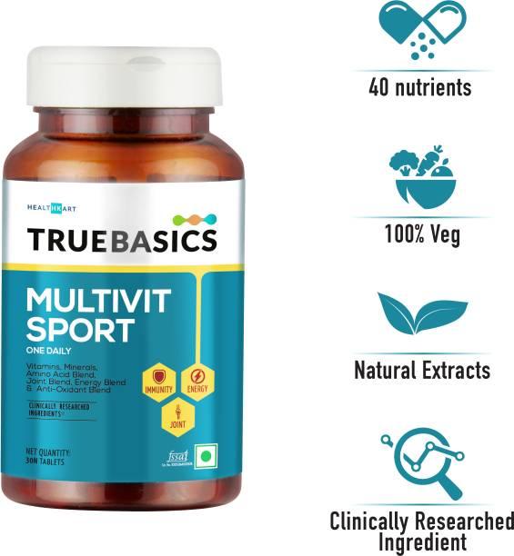 TrueBasics Multivit Sport One Daily