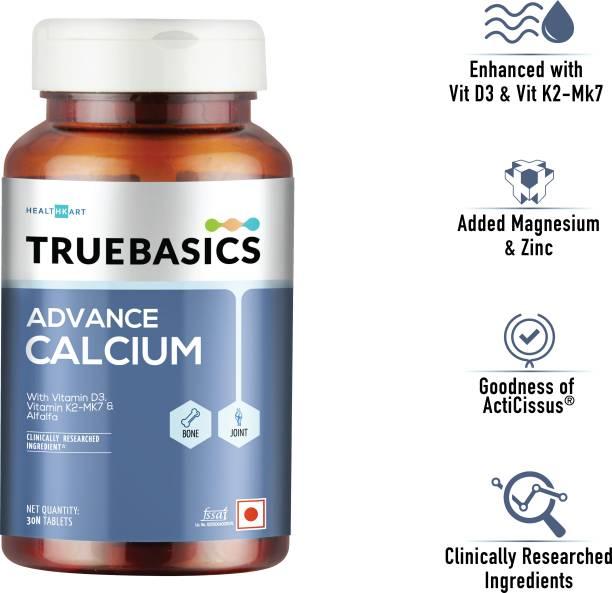 TrueBasics Advanced Calcium