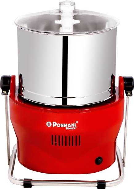 Ponmani Power Plus Tilting Wet Grinder