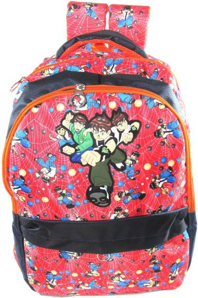 ehuntz Ben10 for (6 to 16 years) 5D embossed school Bag/Gift bag (EH2128) Waterproof School Bag