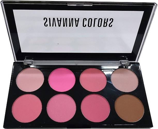 lujo Ultra Blush Palette - 8 Colors 16G (HF319 - 02)