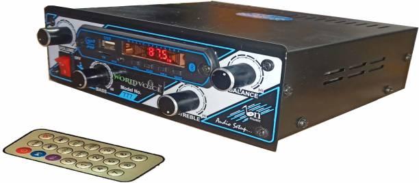 world voice WV-777BT Metal Body Bluetooth Car Stereo + BT Board/ FM/USB/ AUX/MP3/BT Car Stereo
