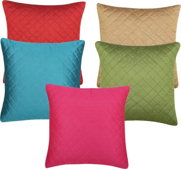 Desi Kapda Plain Cushions Cover