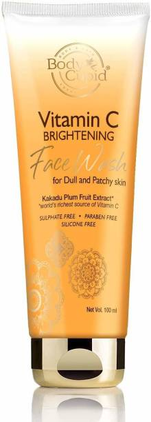 Body Cupid Vitamin C Brightening  from Fruit Extract of Kakadu Plums - 100mL Face Wash