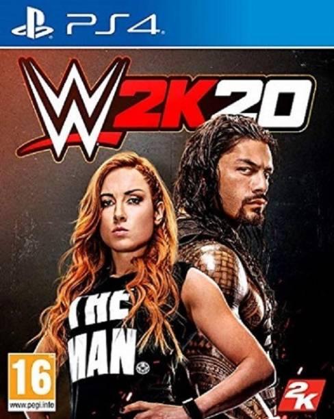 WWE2K20 PS4
