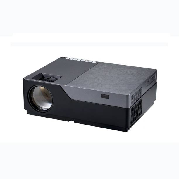 AUN M18 UP 1080P Full HD 5500 Lumens Full HD Android Smart LED Projector 5500 lm LED Corded Portable Projector