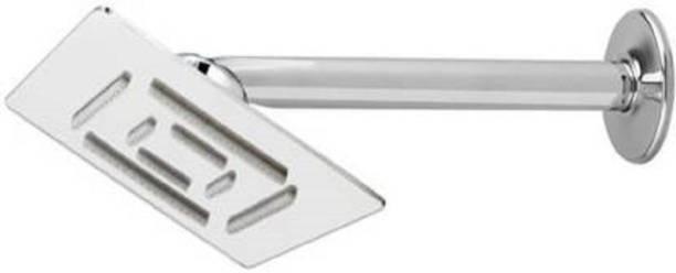 Gold Bell 4x4 Maze shower with 9inch Round Arm Shower Head_0988 Shower Head