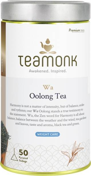 Teamonk Wa Oolong Nilgiris Oolong Tea Tin