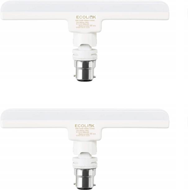 EcoLink 10W B22 T-BULB Straight Linear LED Tube Light
