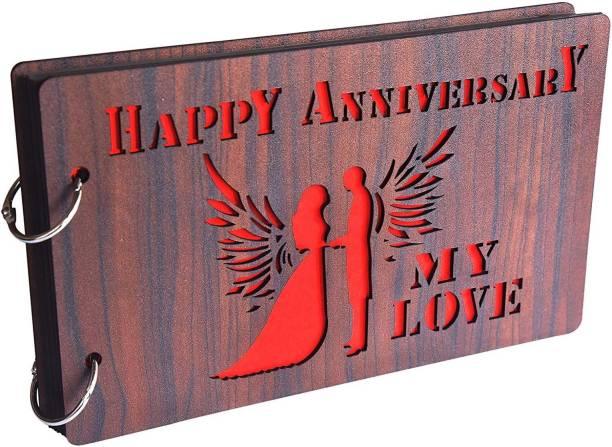 Iya Creations Happy Anniversary My Love Album