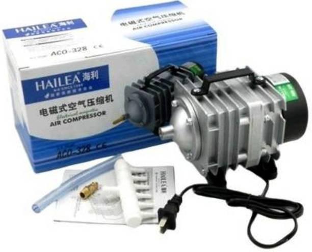 Hailea HAILEA ACO-328 Electromagnetic Air Compressor Air Aquarium Pump