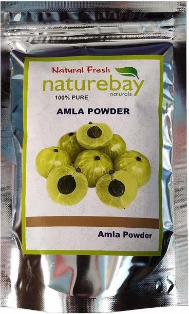 NatureBay Naturals Organic Amla Powder (100% Naturals)