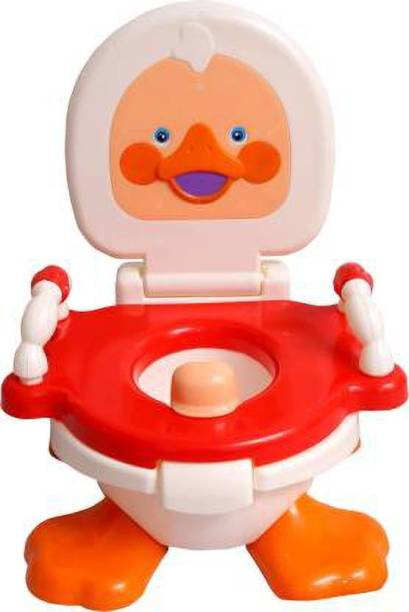 Panda Creation fablittle potty red kids Potty Box
