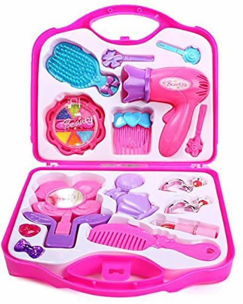 KidzBell Funnytool Beauty Make up Set for Kids, Girls Make Up Toy Set