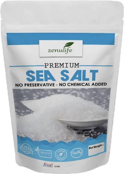 zenulife salt Sea Salt (200 g) Sea Salt