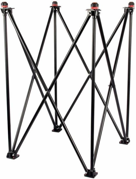 Bd sports Foldable Height Adjustable Carom Board Stand Profesional Easy Fold Premium Quality Carrom Stand