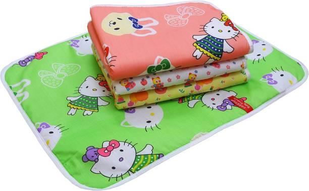 Fareto New Born Baby Care Nappy Changing Plastic Sheets