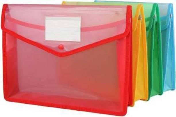 Neel Office Document file A4 Size Polypropylene File