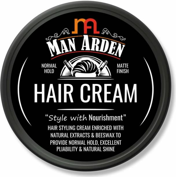 Man Arden Hair Cream - Styling with Normal Hold & Matte Finish Hair Cream